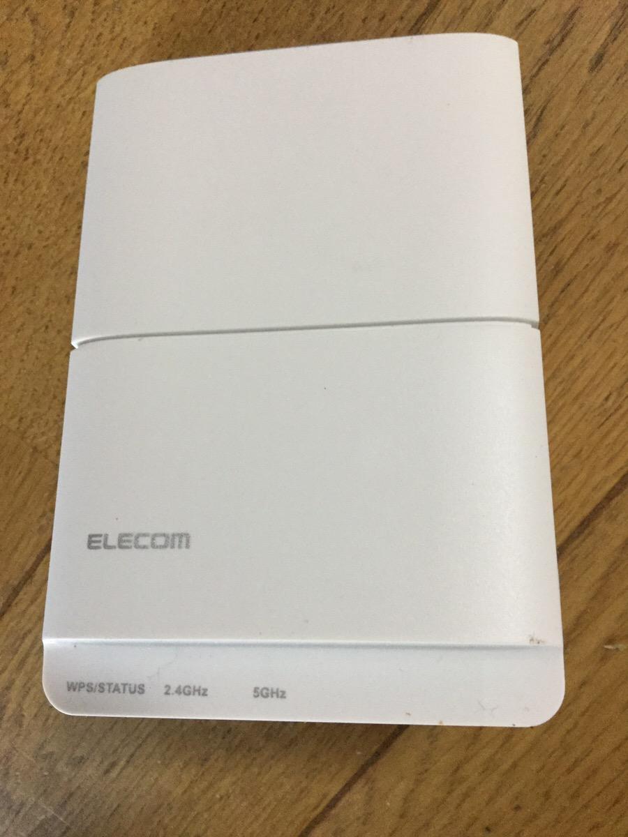 大阪府大阪市東成区 ネットワーク機器のインターネット設定(無線)/ELECOMのイメージ