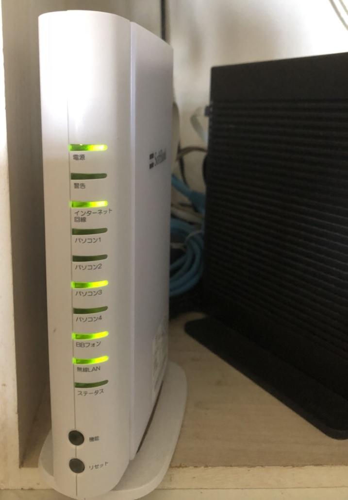 大阪府吹田市 ノートパソコンのインターネット関連トラブル/富士通 Windows 10のイメージ