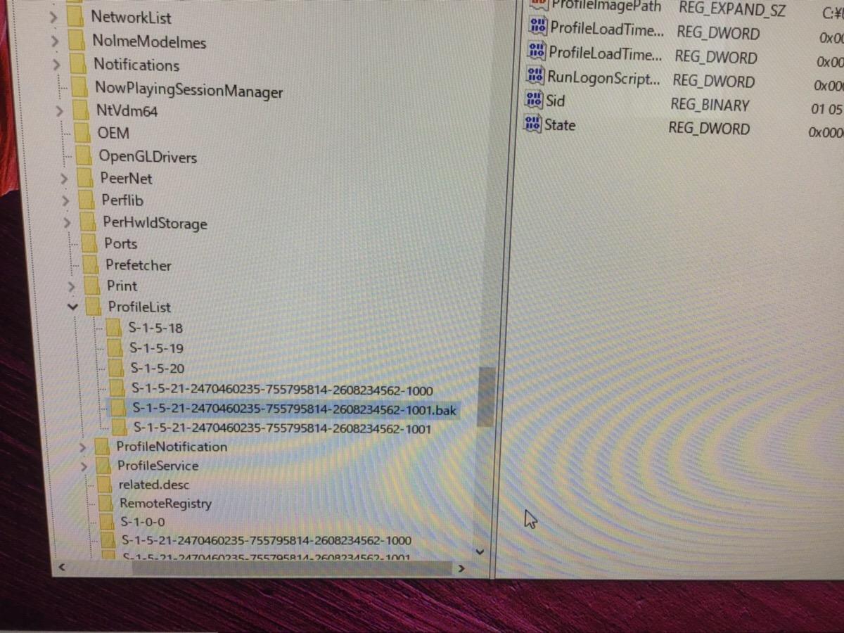 愛知県あま市 デスクトップパソコンが正常に起動しない/富士通 Windows 10のイメージ