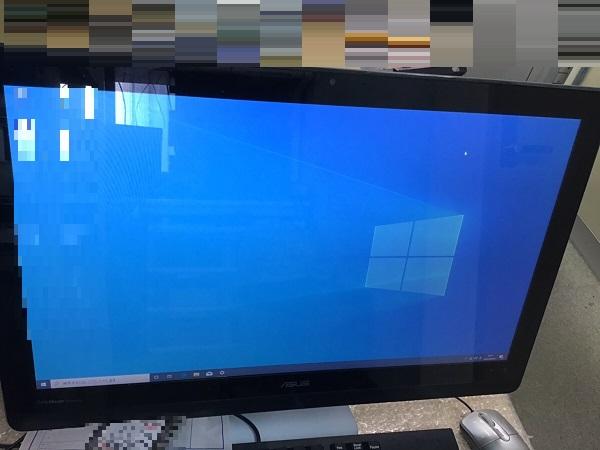 東京都板橋区 デスクトップパソコンが起動しない/ASUS Windows 10のイメージ