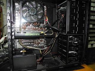 福岡県糟屋郡 デスクトップパソコンの電源が入らない/自作PC(BTO) Windows 10のイメージ
