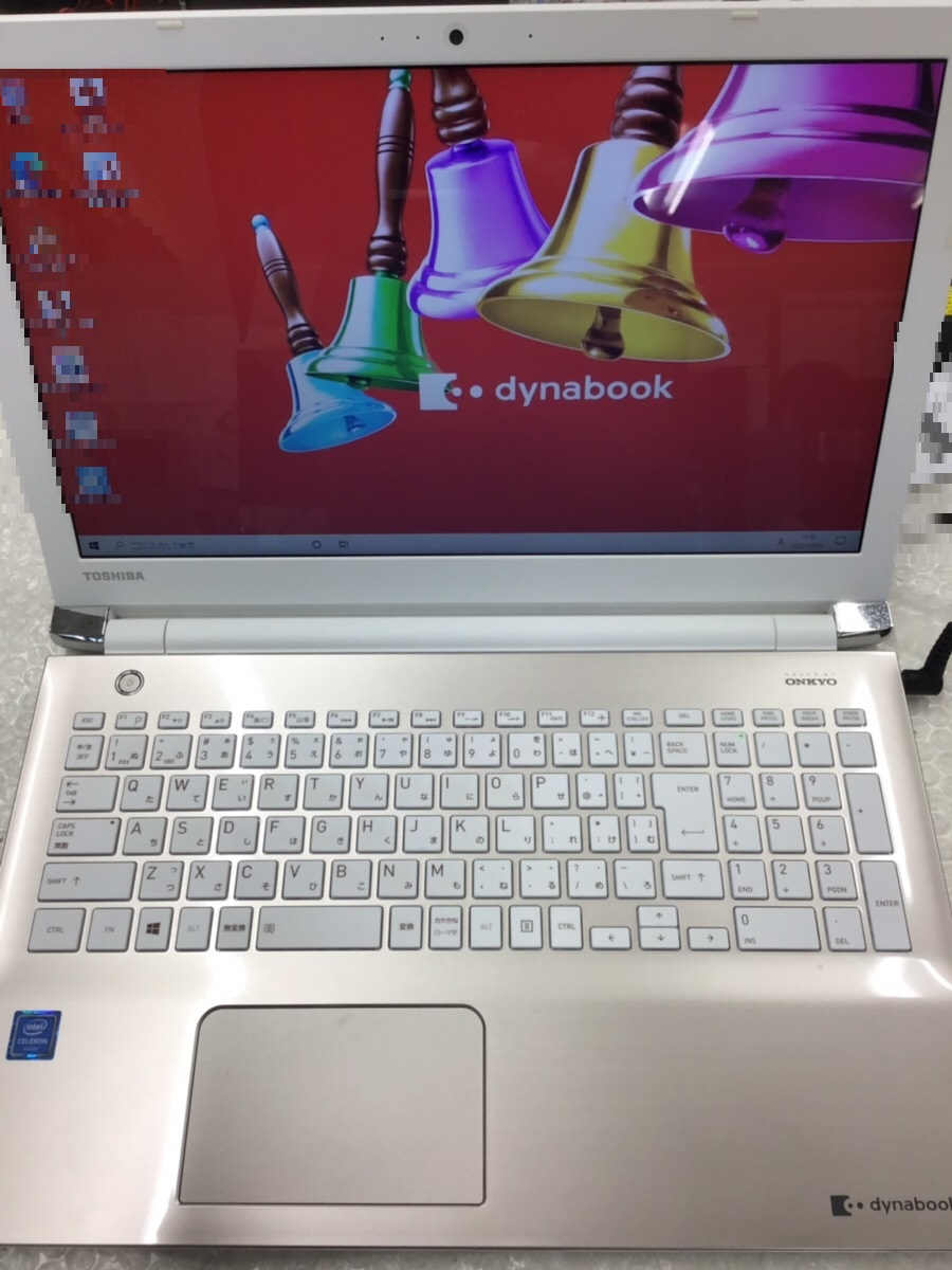 広島県廿日市市 ノートパソコンが起動しない/東芝 Windows 10のイメージ