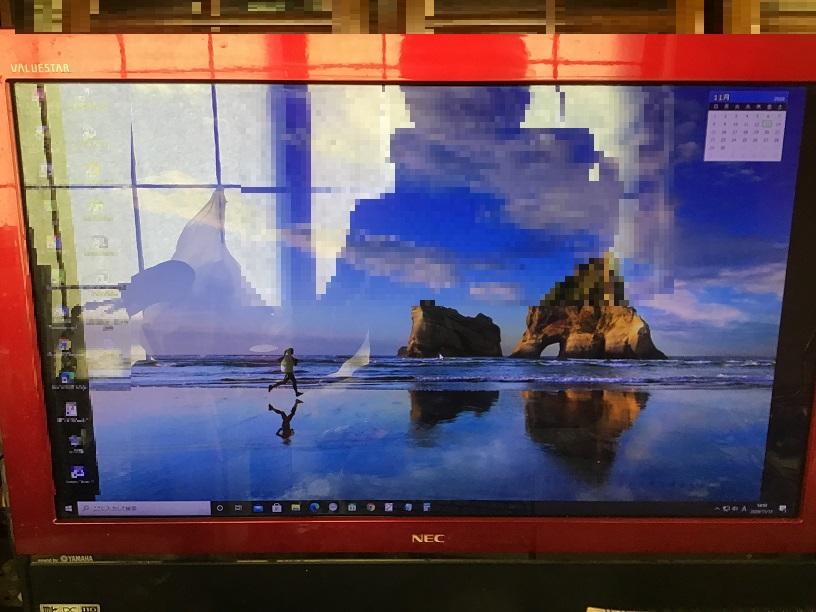東京都大田区 デスクトップパソコンのマウスが動かない/NEC Windows 10のイメージ