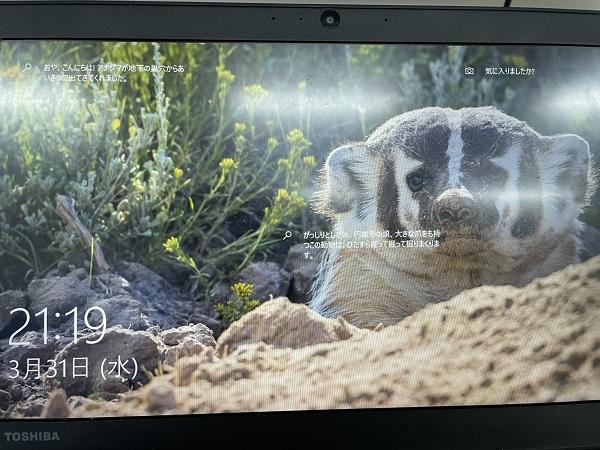 福岡県福岡市西区 ノートパソコンがフリーズする/東芝 Windows 10のイメージ