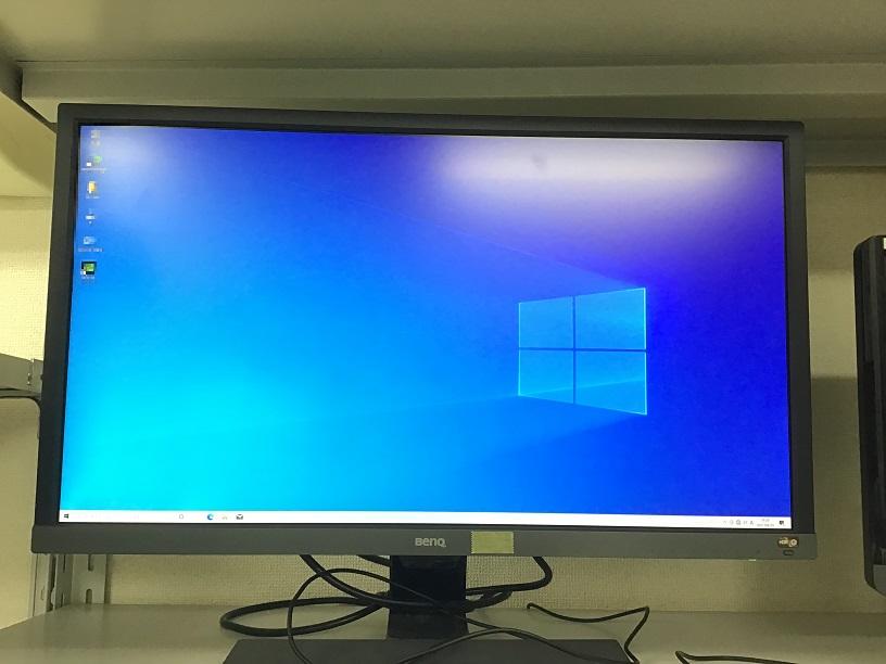東京都小金井市 デスクトップパソコンが起動しない/自作PC(BTO) Windows 10のイメージ
