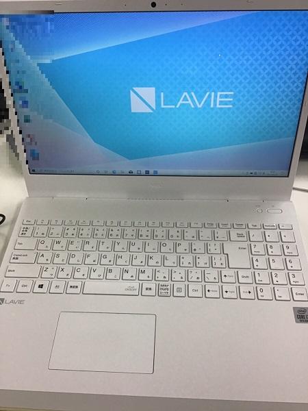 神奈川県相模原市南区 ノートパソコンが起動しない/NEC Windows 10のイメージ