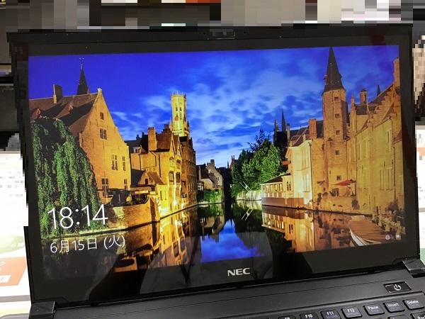 広島県安芸郡 ノートパソコンが起動しない/NEC Windows 10のイメージ
